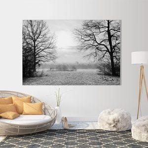white as snow_canvas geel